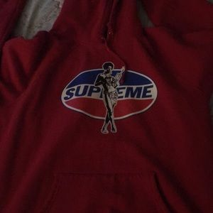 Supreme Hysteric Collab Hoodie